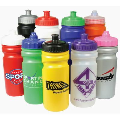 Image of Finger Grip Bottle 500ml