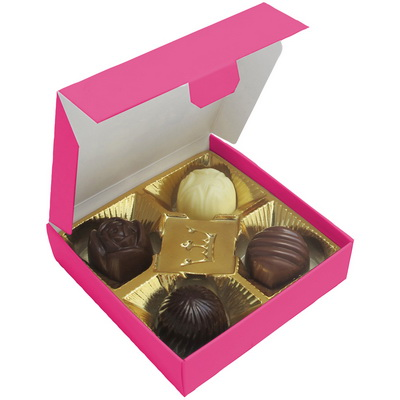 Image of Chocolate Box 4 Pralines